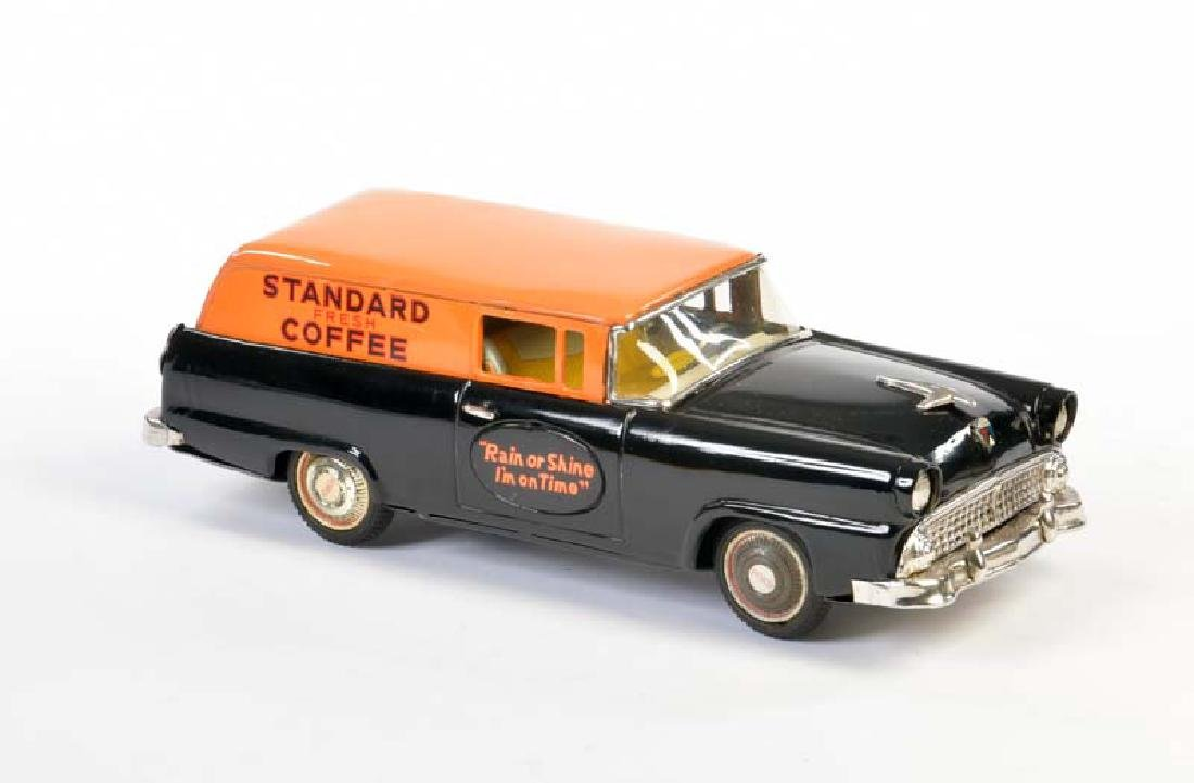 "Bandai, Ford ""Standard Coffee"""