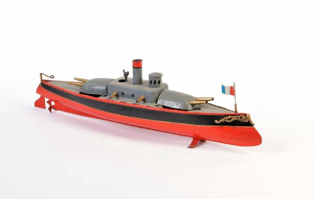 Bing ?, Kanonenboot