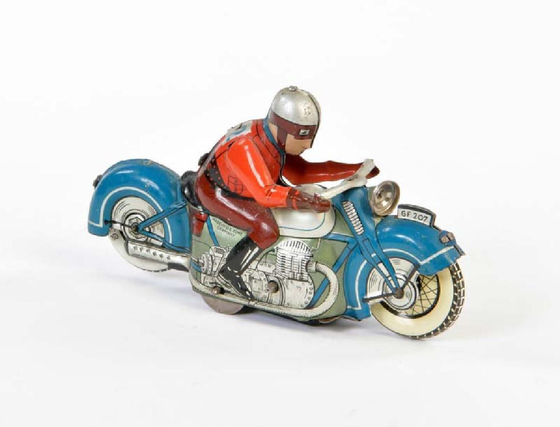 Fischer, Motorrad GF 207