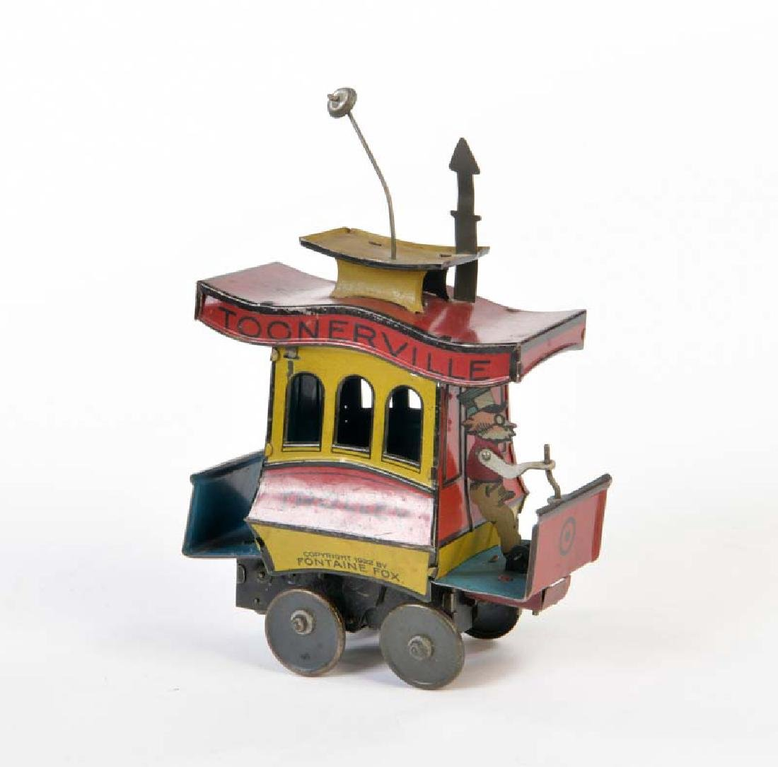 Nifty, Troonerville Trolley