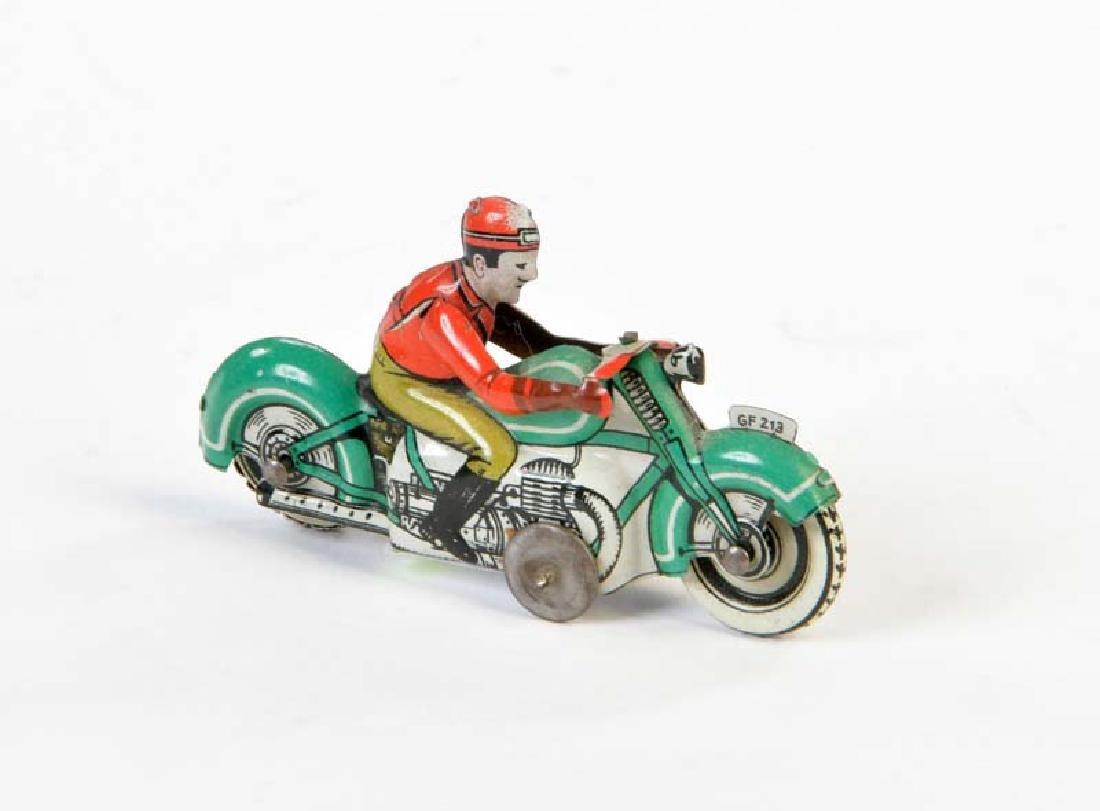 Fischer, Motorrad 213