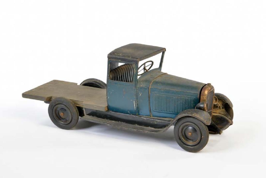 Citroen, Flatbed Truck