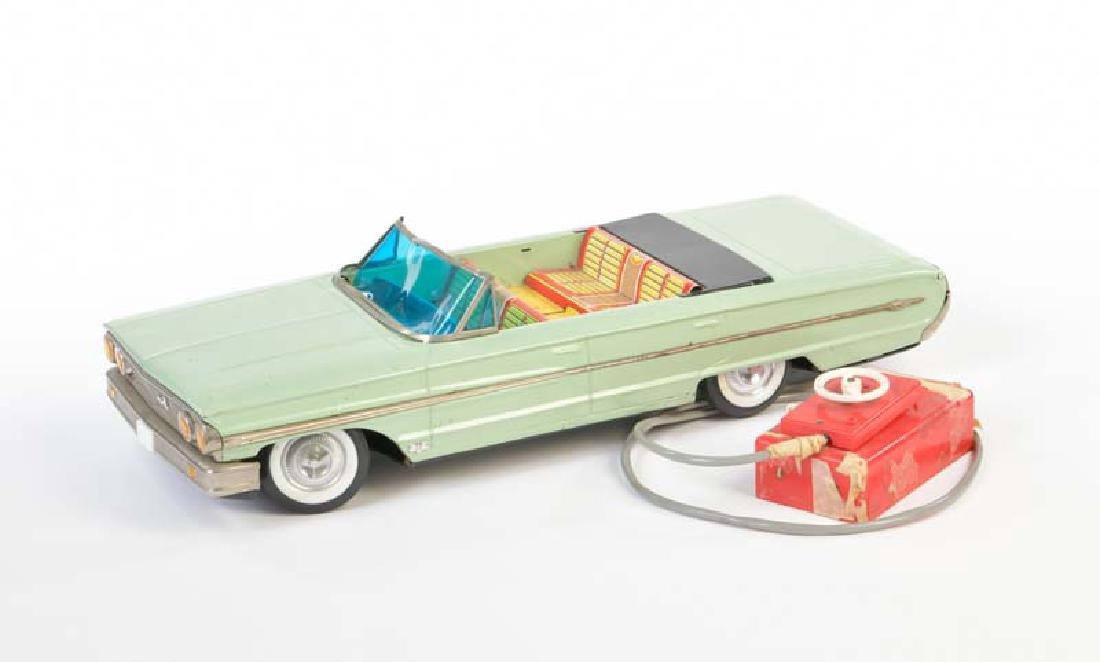 Rico, Ford Galaxy Cabriolet
