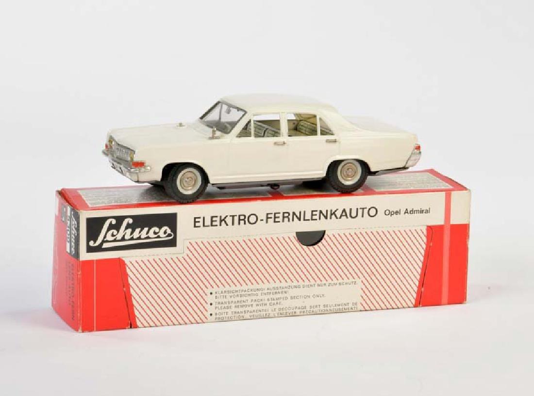 Schuco, Fernlenk Opel