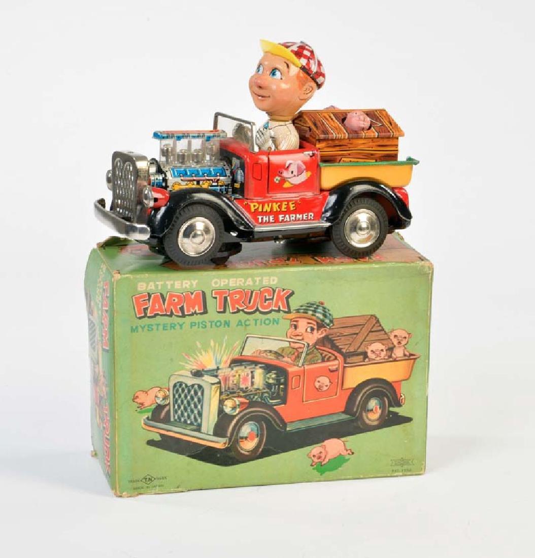 TN, Farm Truck