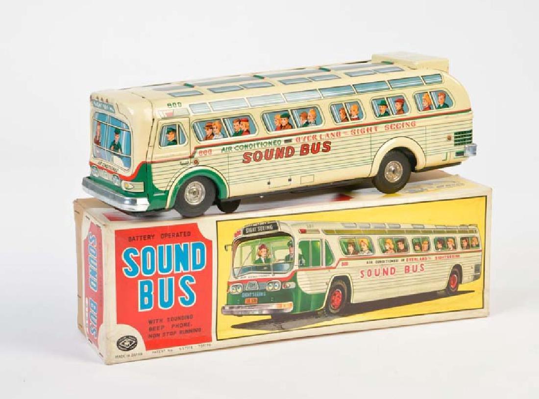 Modern Toys, Sound Bus