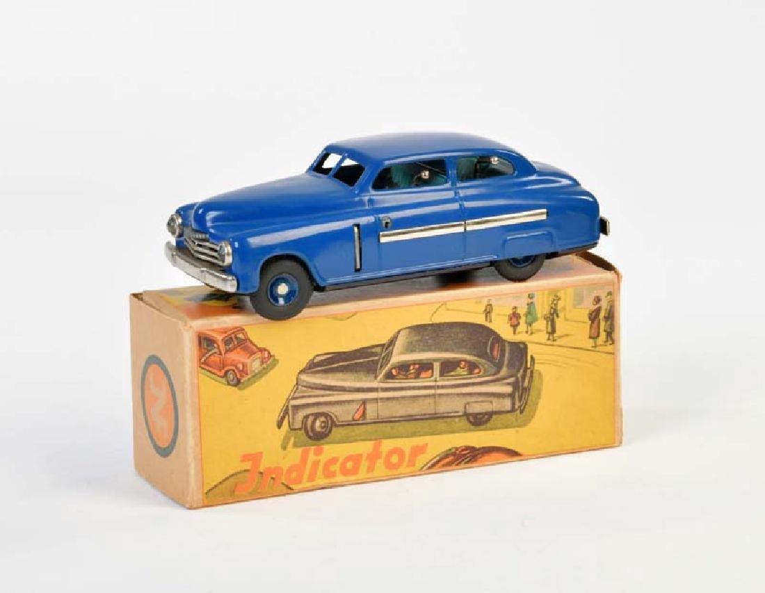 JNF, Indicator Limousine