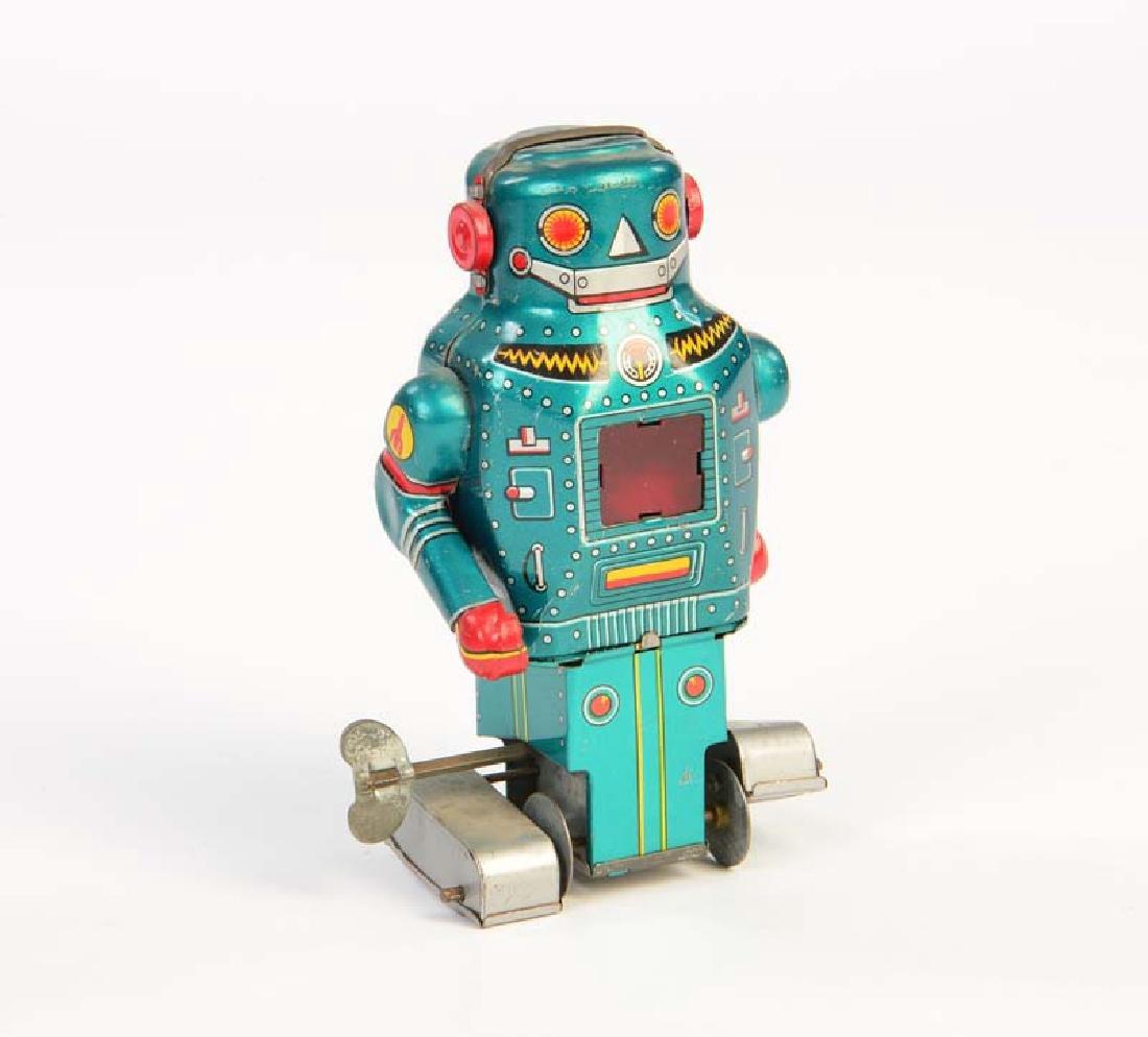 SN, Roboter