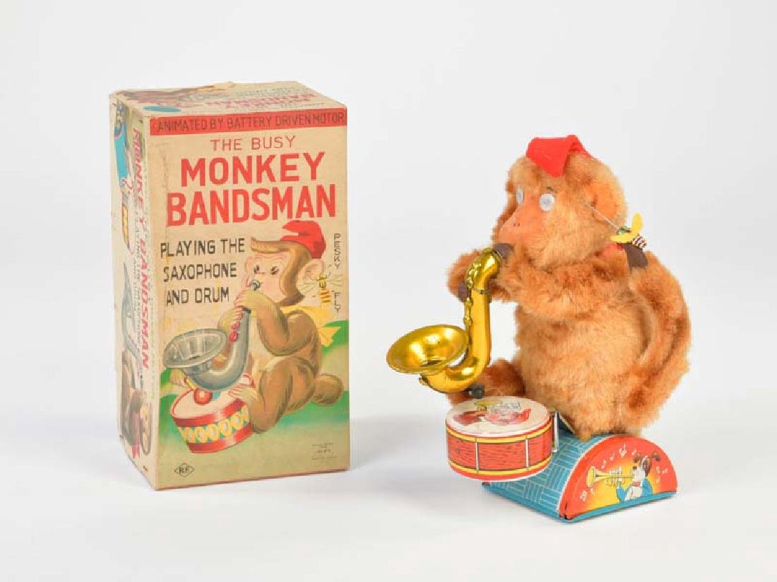 Alps, Monkey Bandsman