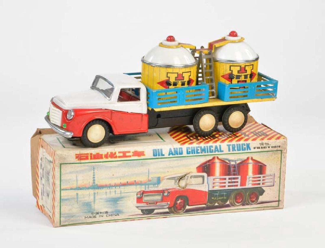 Oil + Chemical Truck
