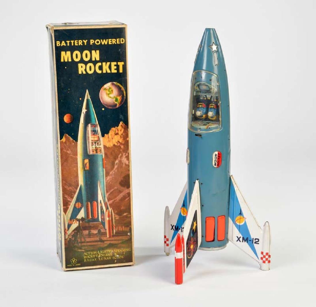 Yonezawa, Moon Rocket