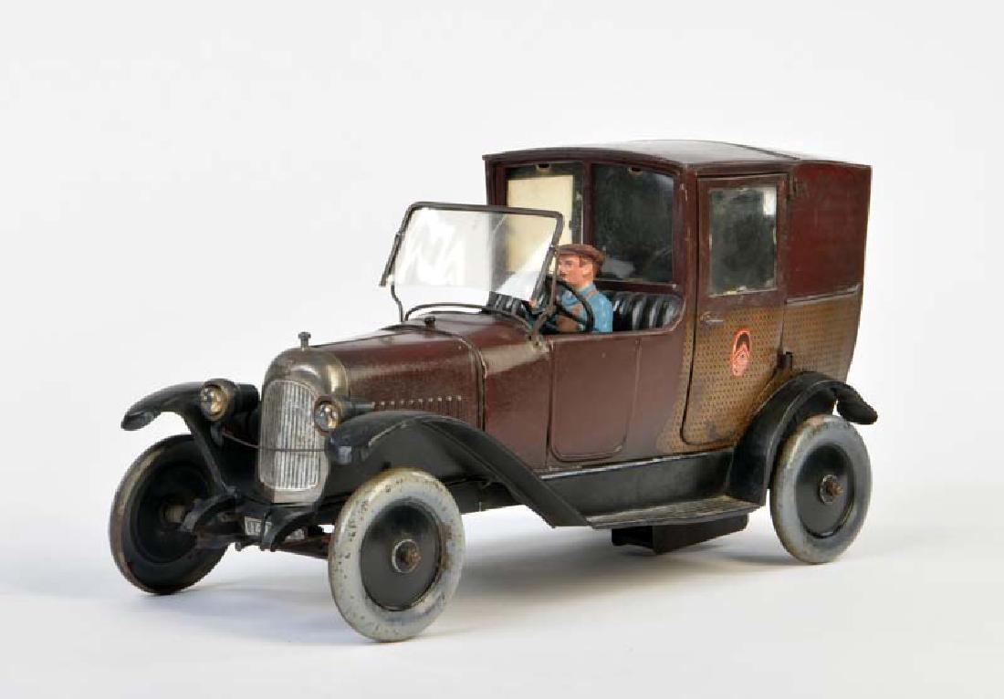 Citroen, Taxi B 12