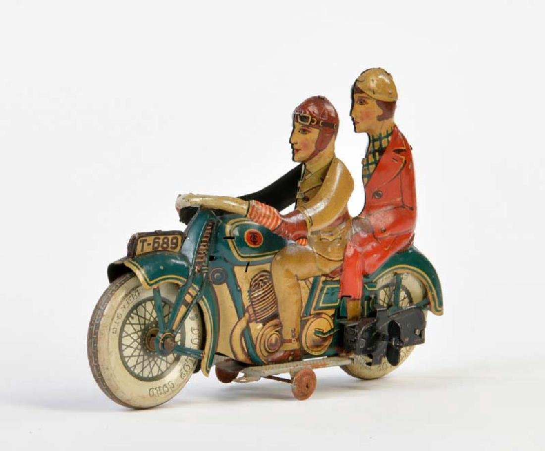 Tippco, Motorrad von 1935