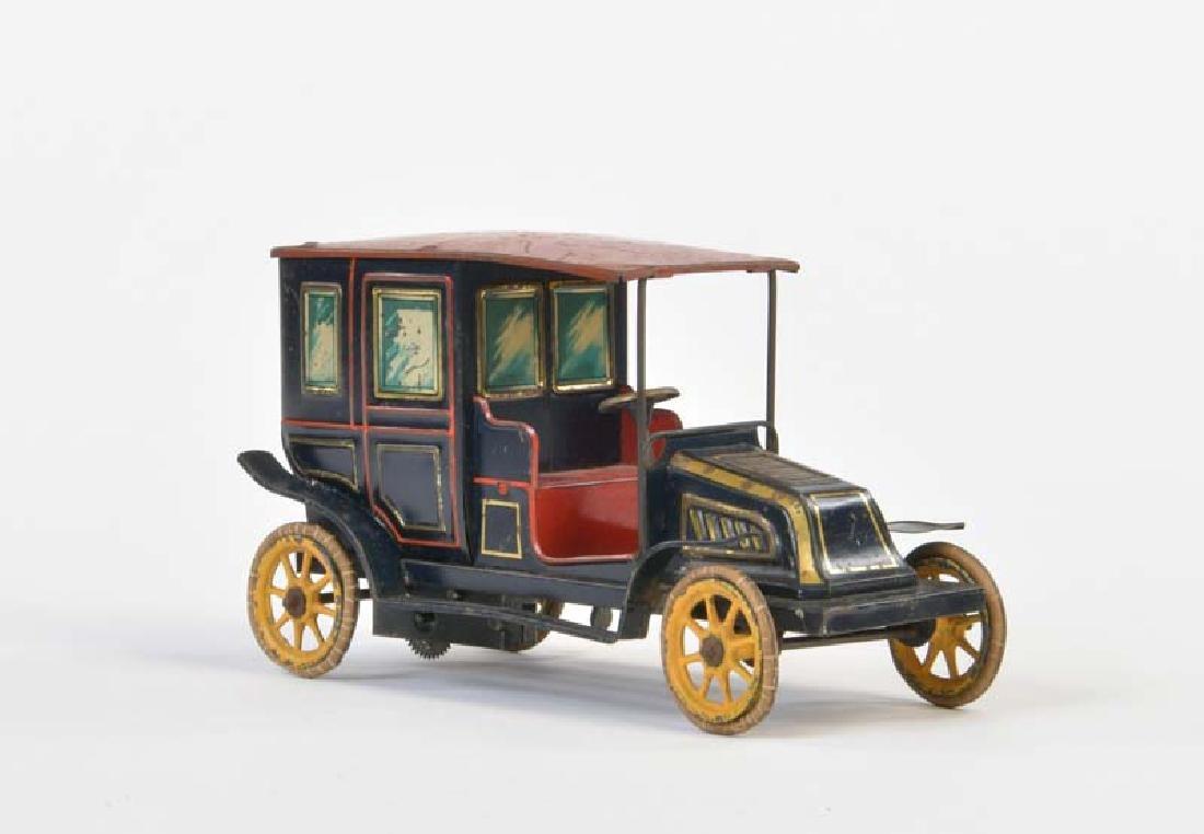 Bing, Limousine mit Gummireifen um 1910