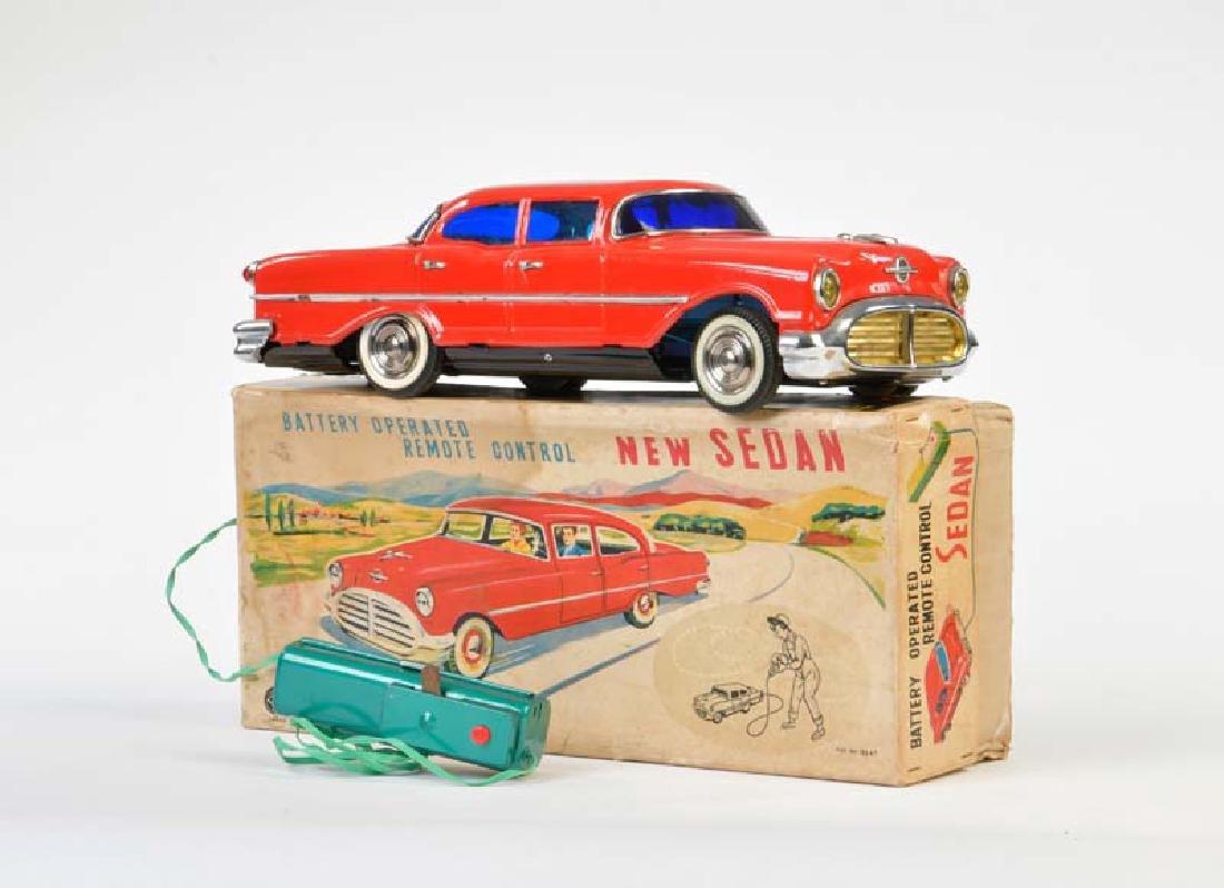 Modern Toys, New Sedan