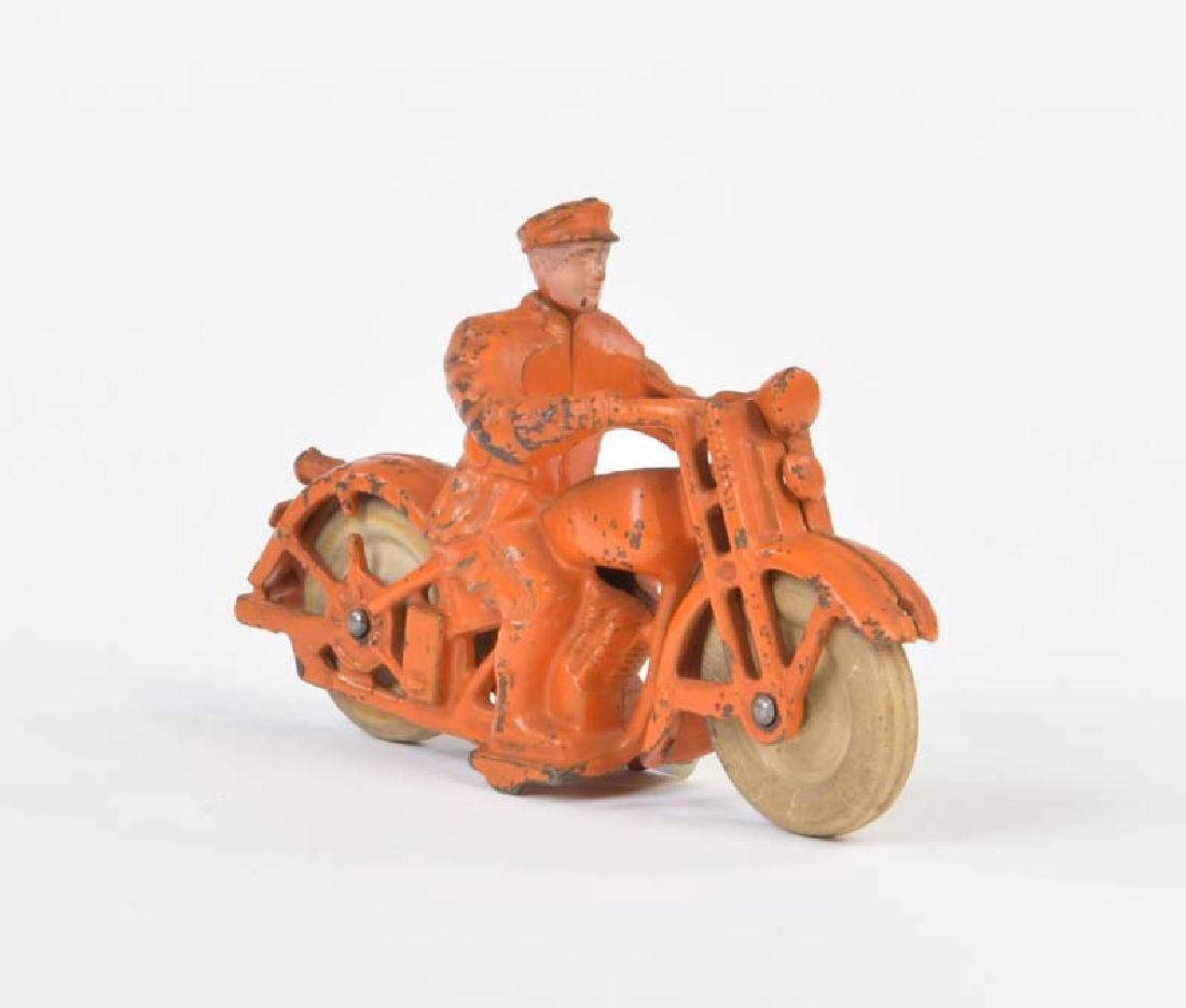 Hubley, Patrol Motorrad