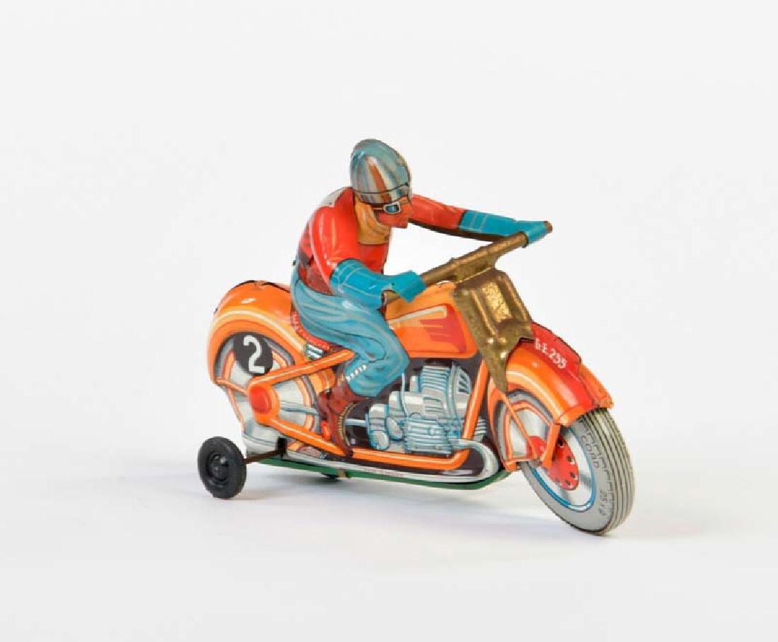 Technofix, Motorrad 255