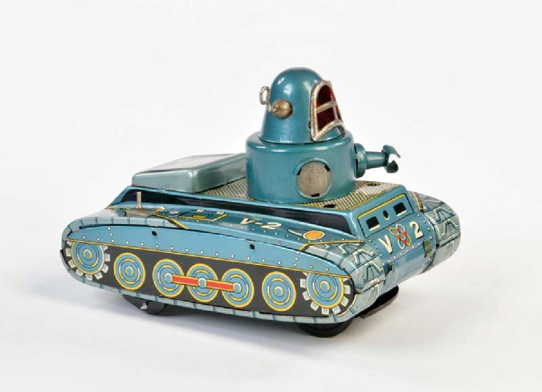 KO, Yoshiya, V 2 Space Panzer