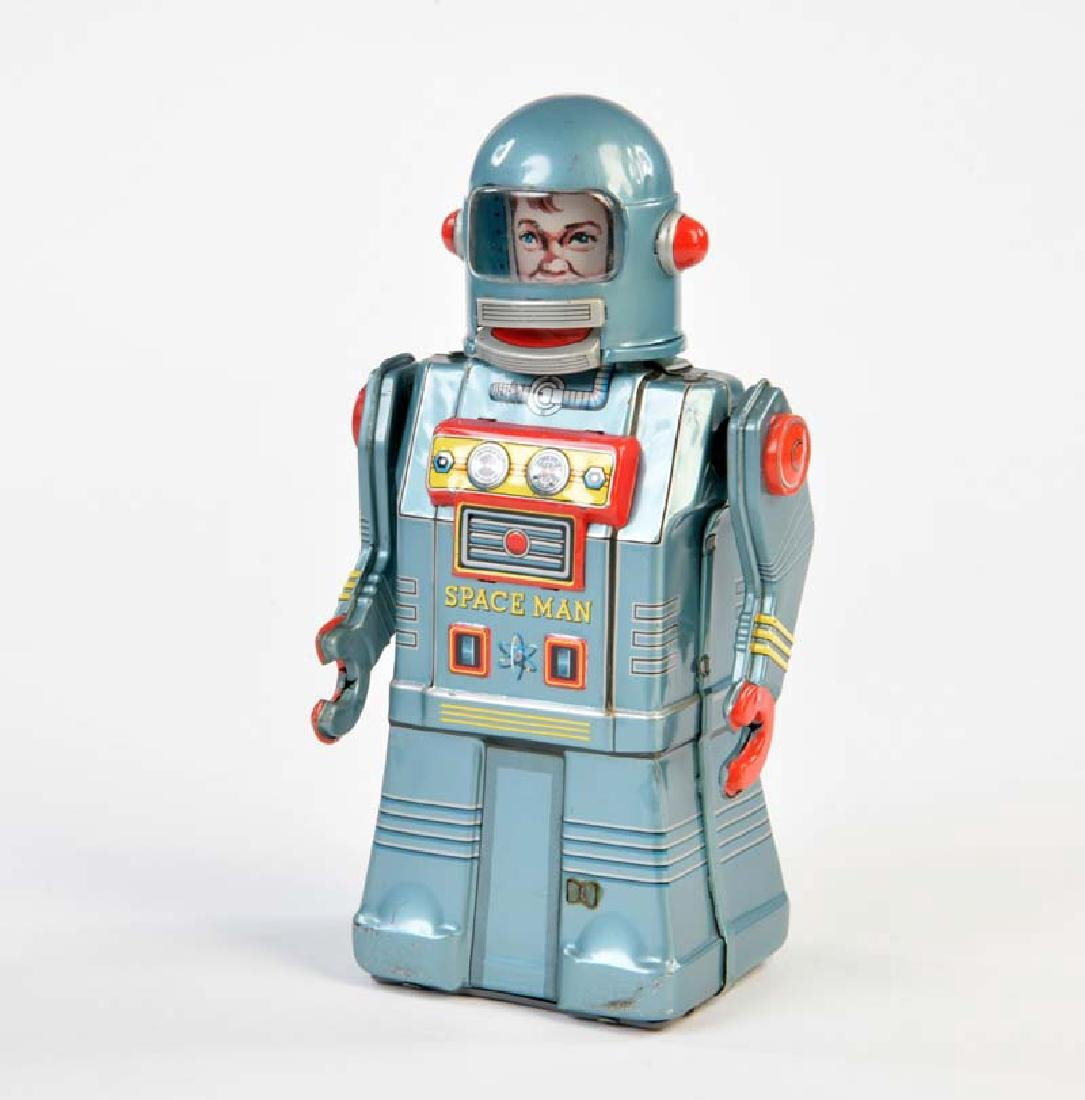 Yonezawa, Roboter