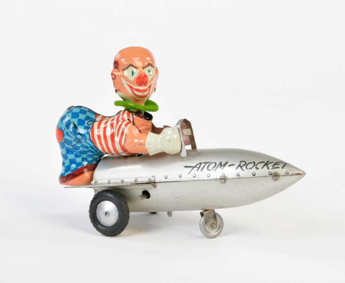Karl Bub, Atom Rocket