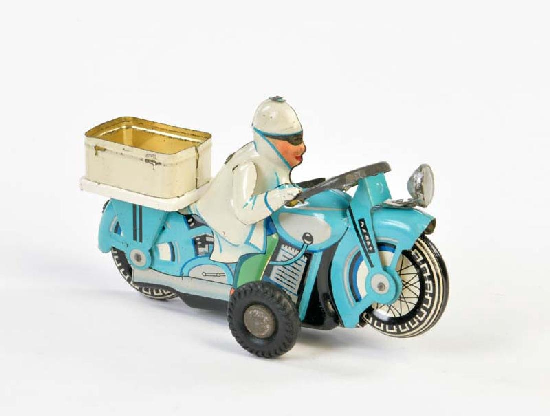 Motorrad Ambulanz