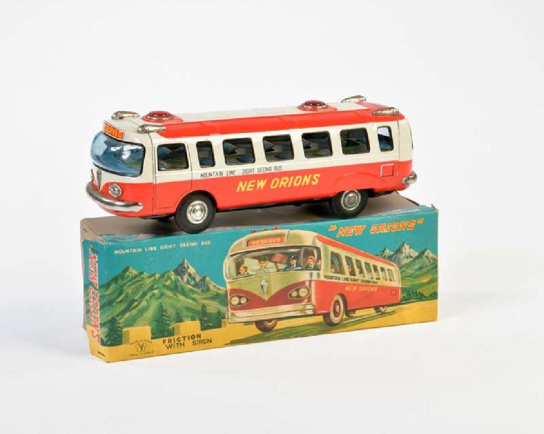 Yonezawa, New Orions Bus