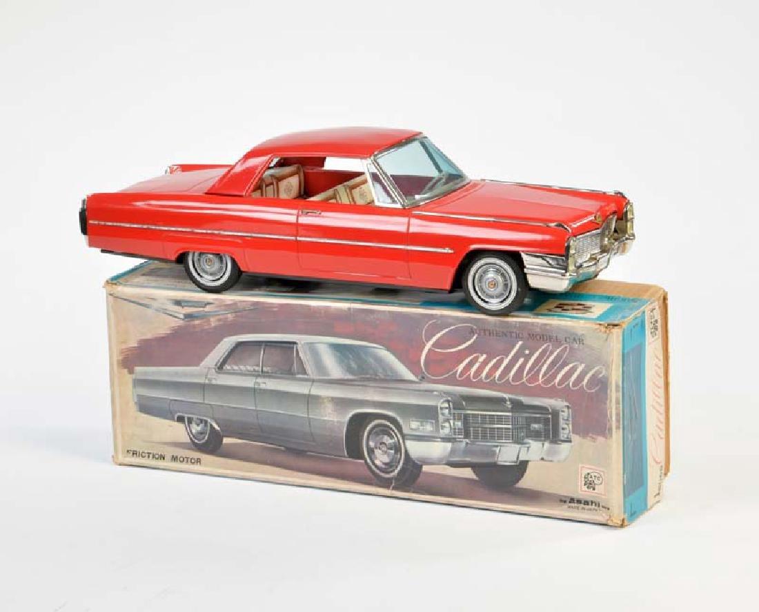 ATC, Cadillac