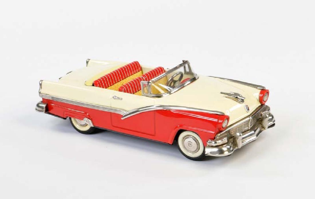 Haji, Ford Sunliner Cabriolet
