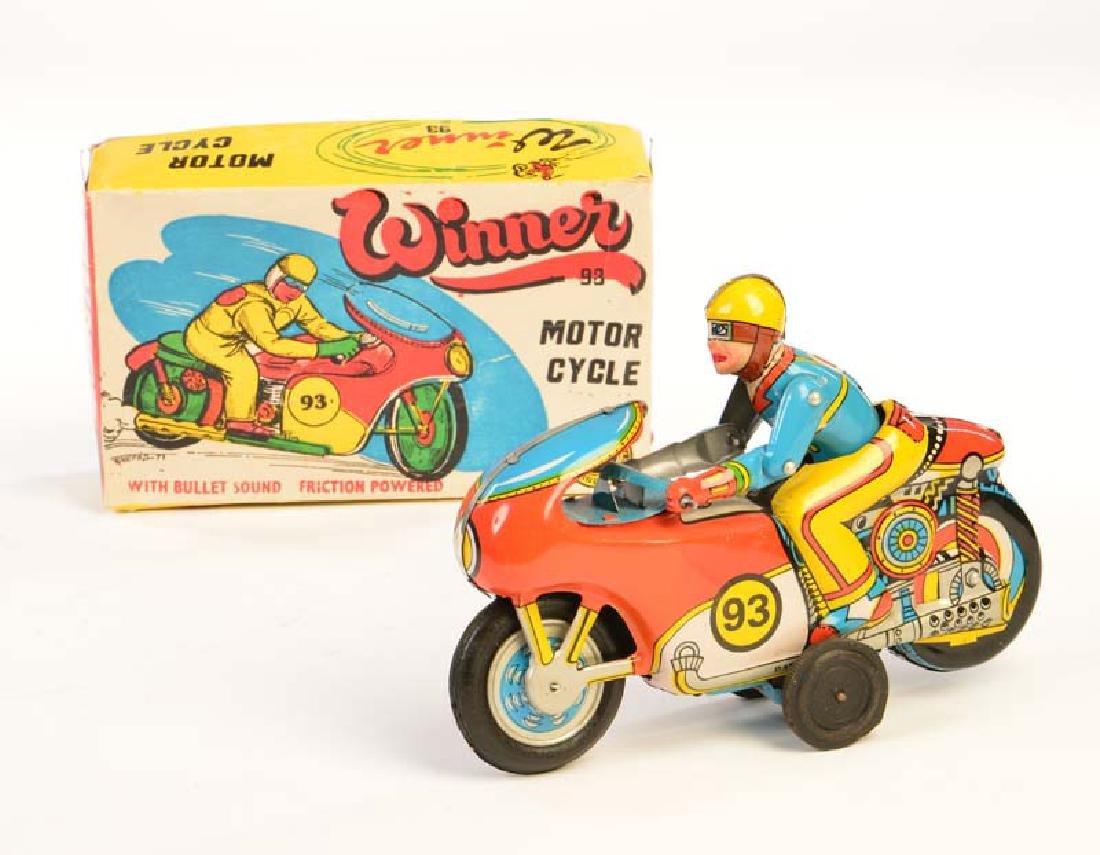 """Omi, Motorrad """"Winner"""""""