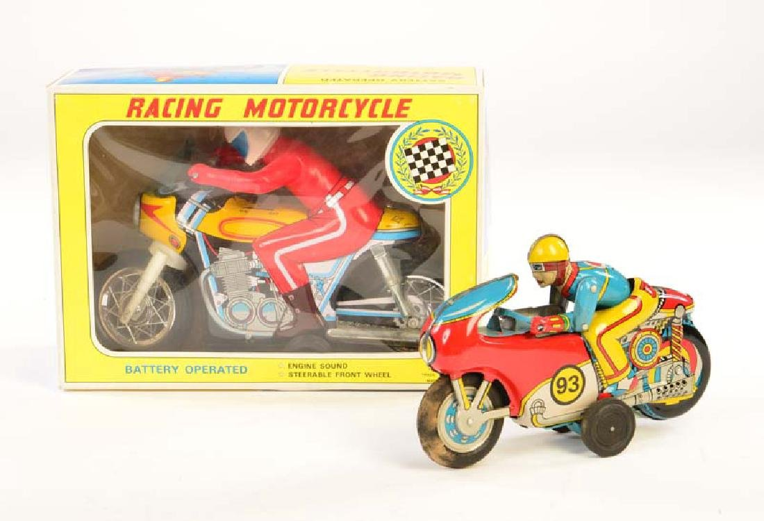 Daiya, Motorrad