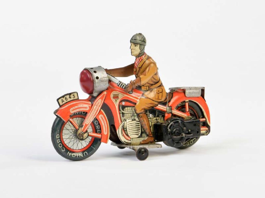Arnold, Motorrad A 643
