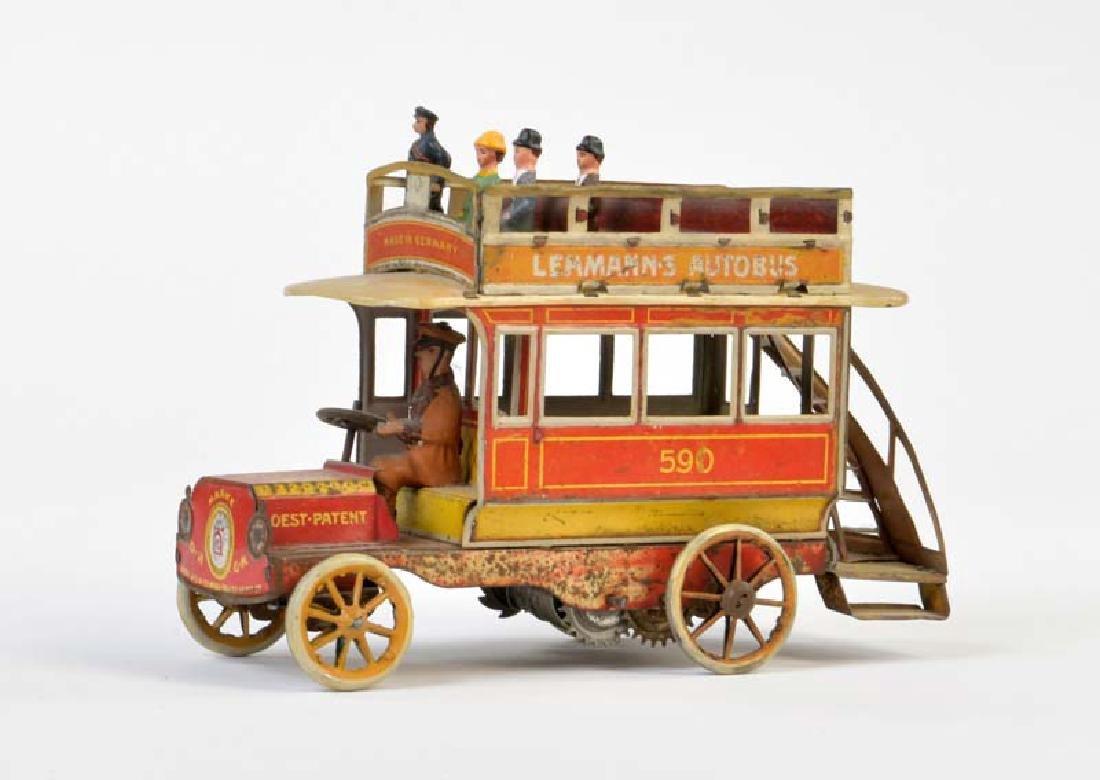 Lehmann, Autobus