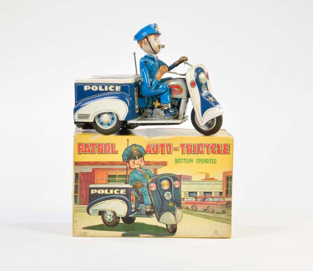 TN, Patrol Auto Tricycle