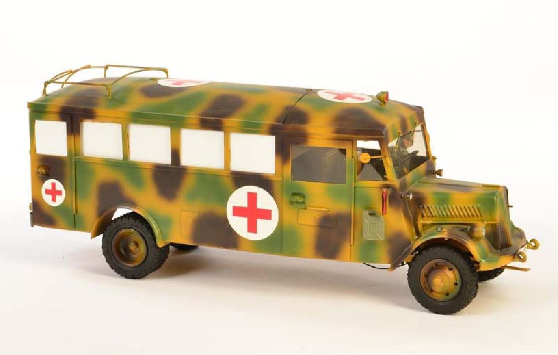 Gescha, Lineol Nachbau Ambulanz