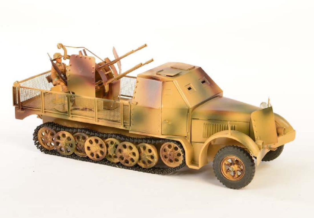 Lineol Nachbau, Panzerwagen