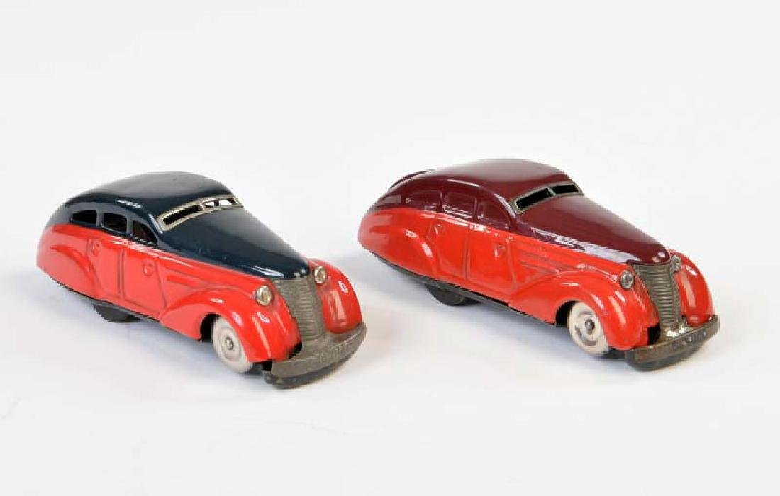 Schuco, 2x Patent Auto 1010