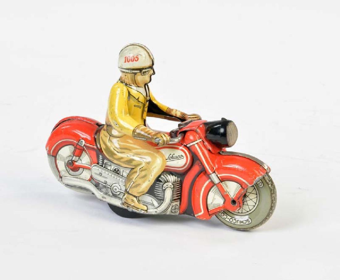 Schuco, Motorrad Carl 1005