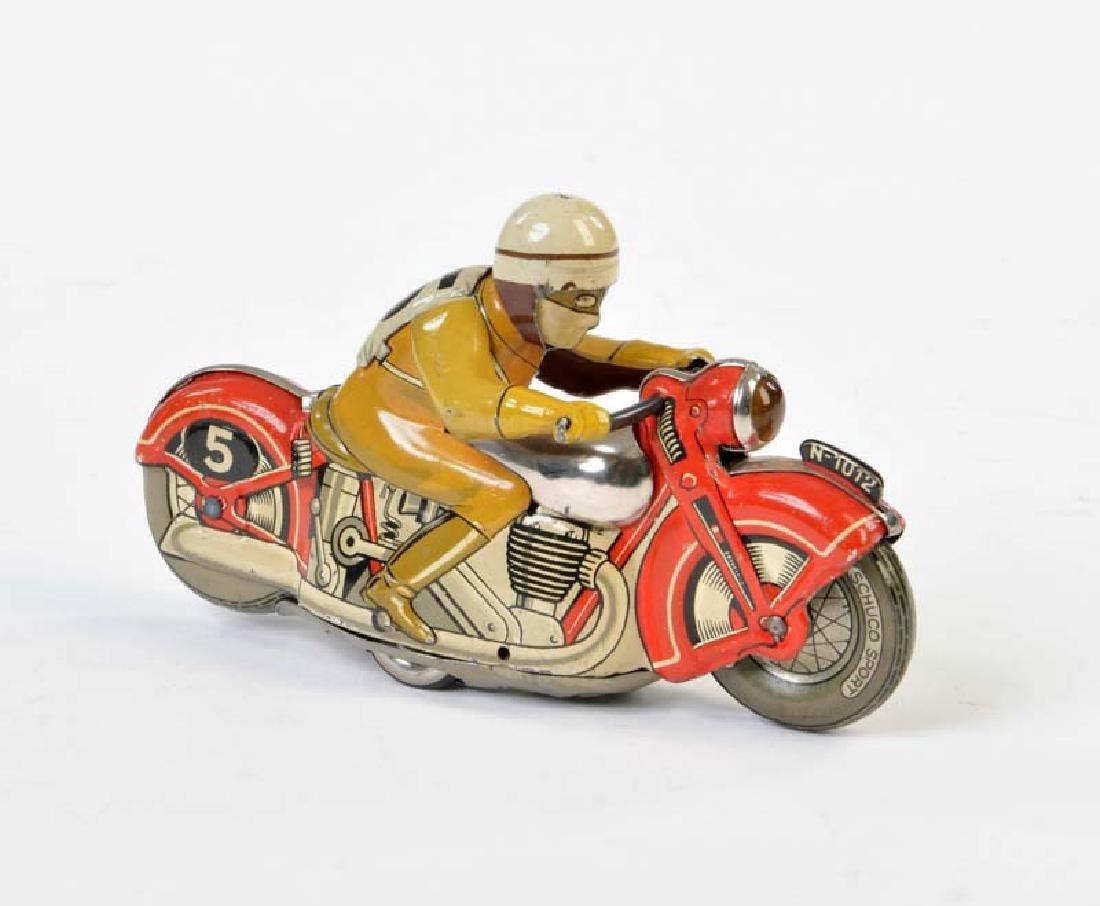 Schuco, Motorrad Sport