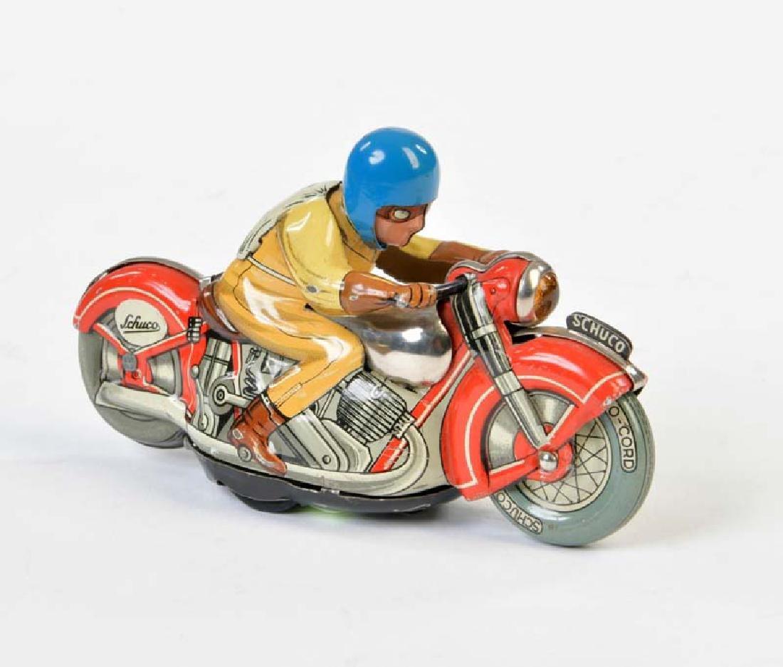 Schuco, Motorrad Mirakomot