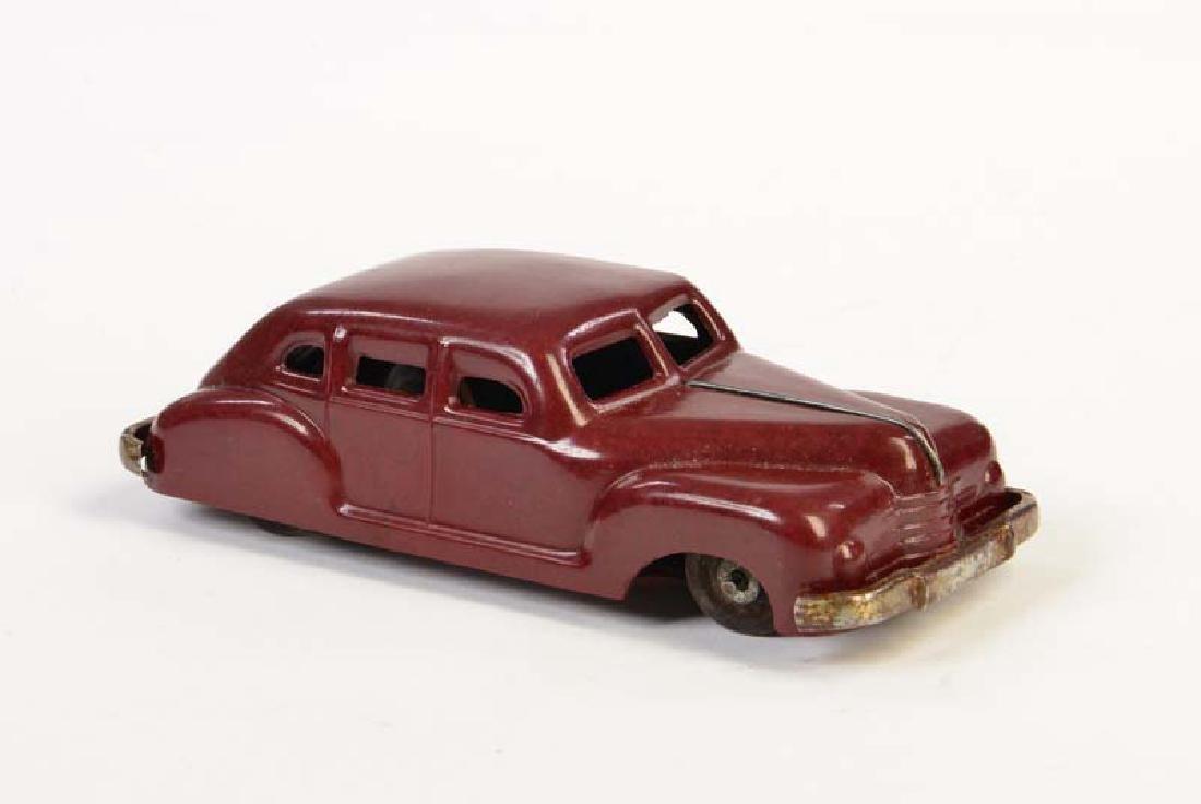 Greppert + Kelch, Limousine mit Holzraedern