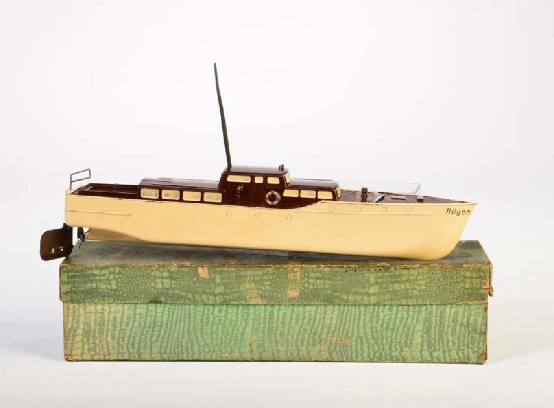 Piko, Motorboot