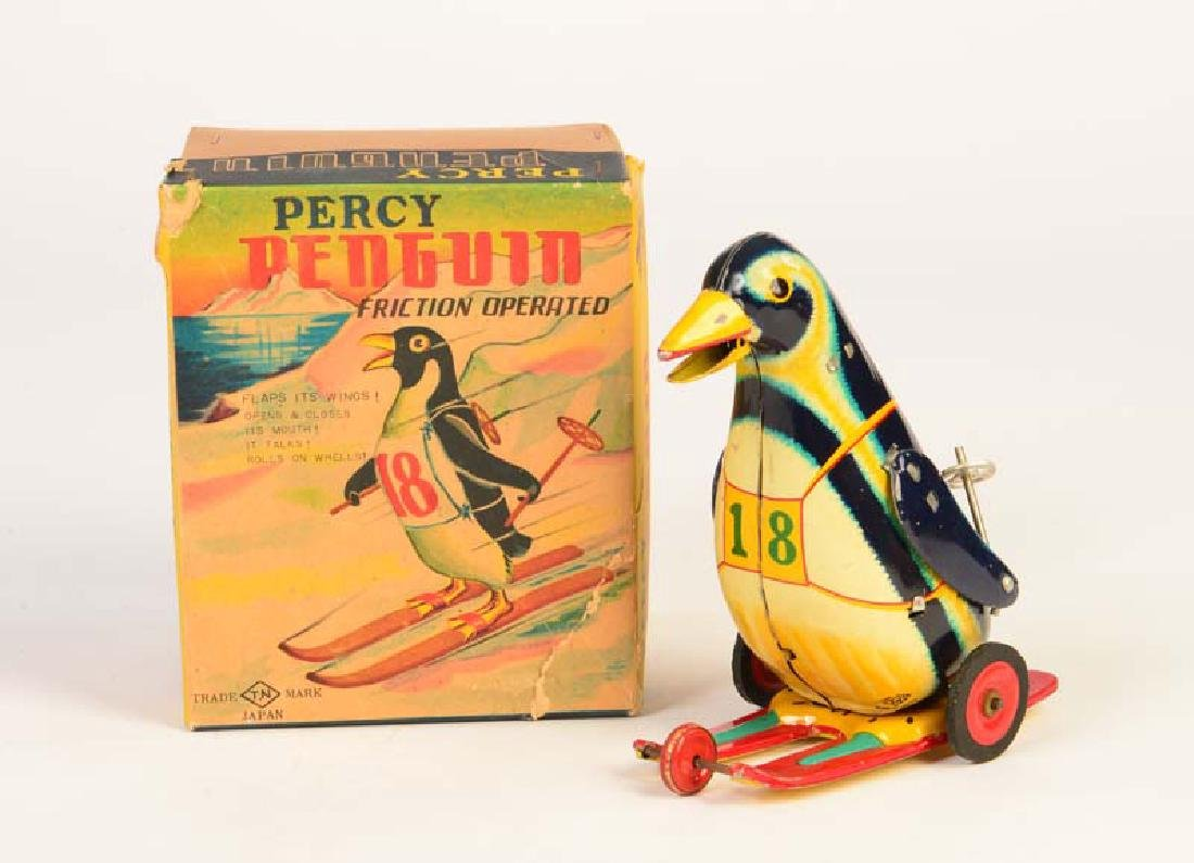 TN, Percy Penguin