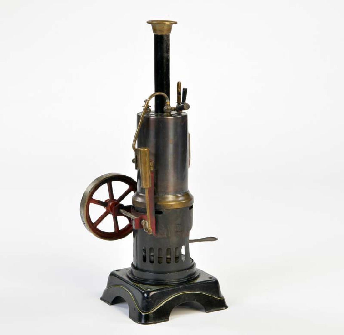 Bing, Stehende Dampfmaschine