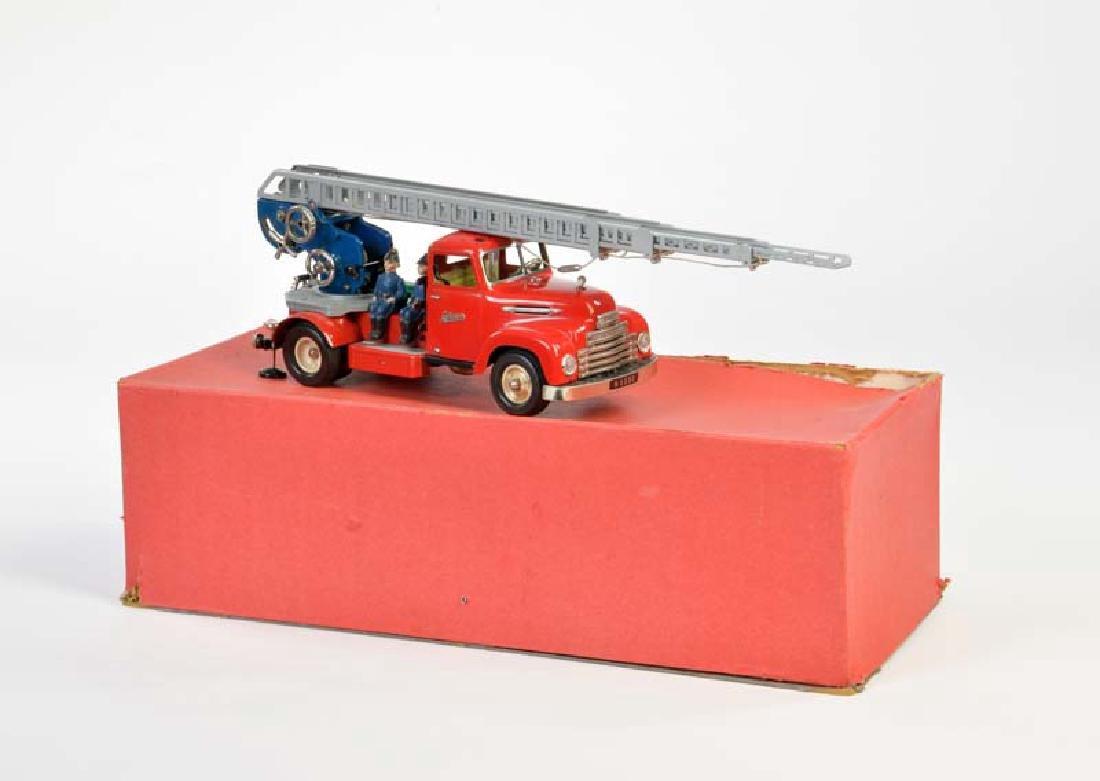 Schuco, Construction Feuerwehr