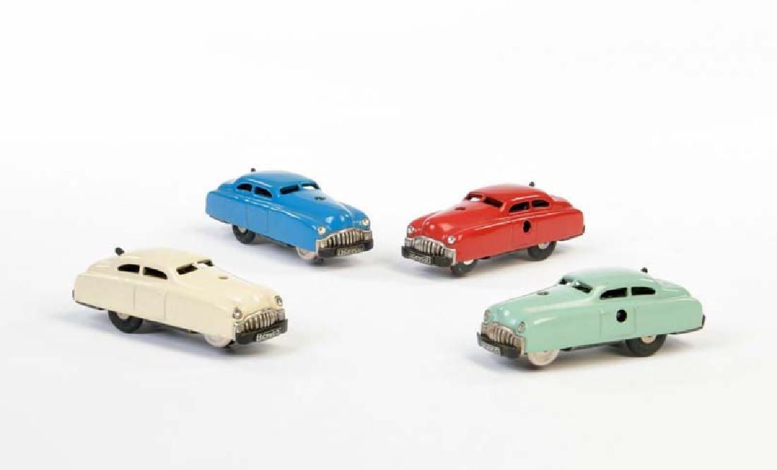 Schuco, 4x Varianto Car