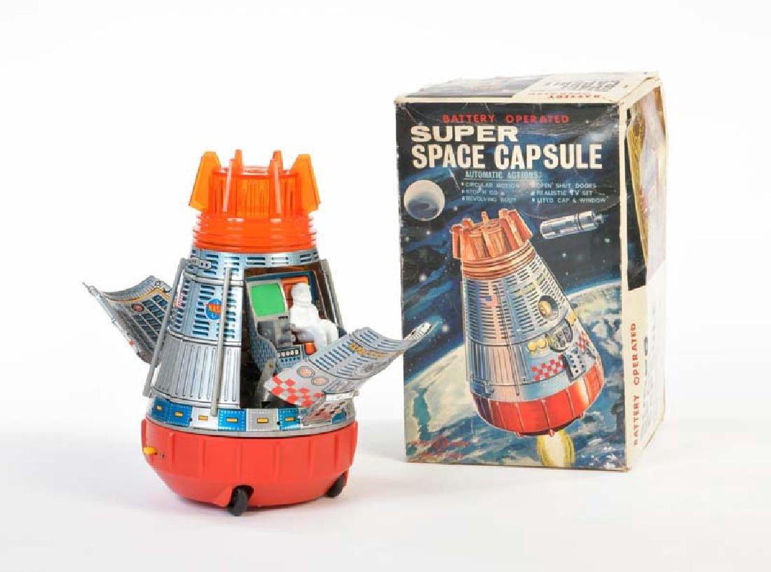 S.H., Space Capsule