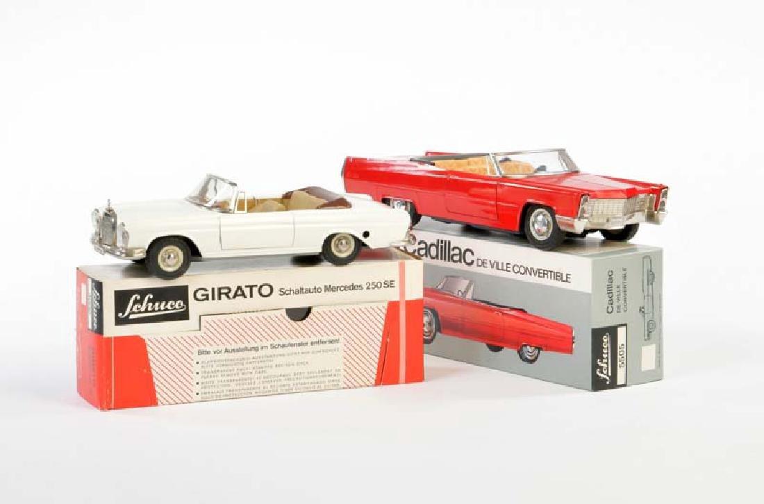 Schuco, Girato + Cadillac
