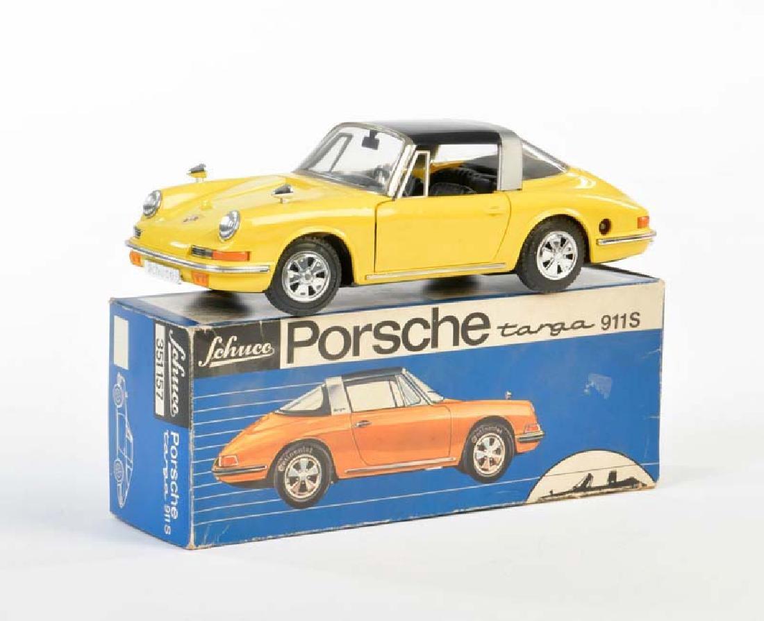 Schuco, Porsche Targa