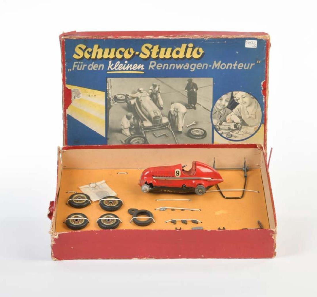Schuco, Studio Baukasten