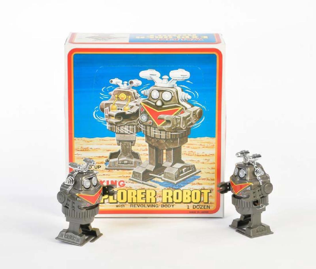 Yone, Walking Robot Haendlerpackung